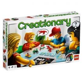 Lego 3844 Creationary