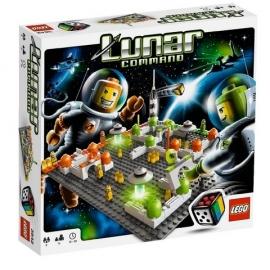 Lego Lunar Command