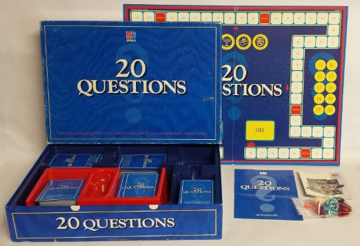 MB Spiele 20 Questions
