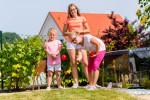 Outdoor Spiele - ideal für die ganze Familie