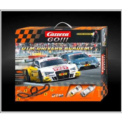 Carrera GO!!! DTM Drivers Academy
