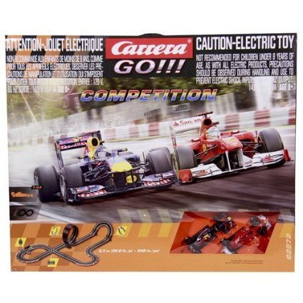 Carrera GO!!! Formula Competition