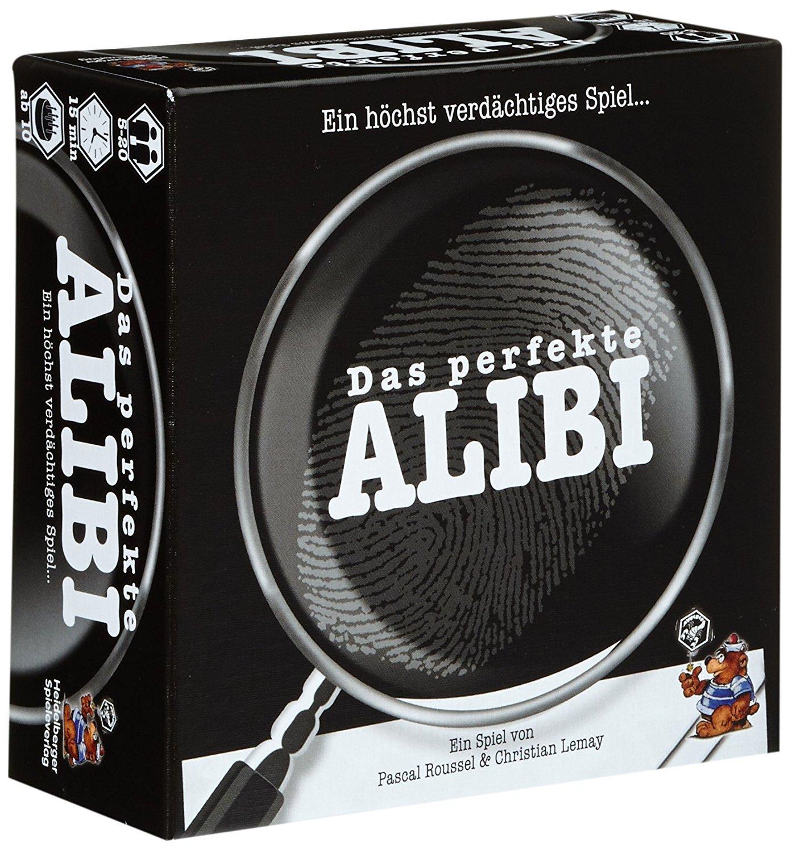 Heidelberger Verlag Das perfekte Alibi