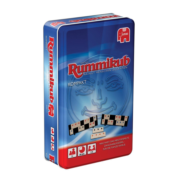 Jumbo  03817 Rummikub Premium Compact