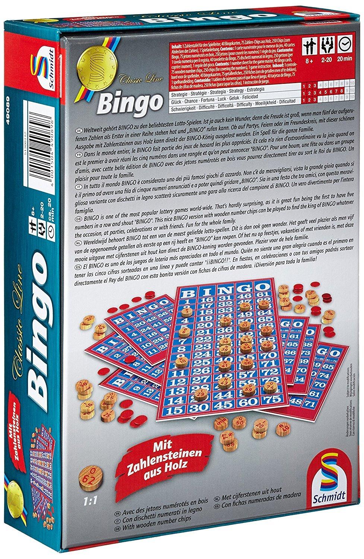 Online Bingo Spielen