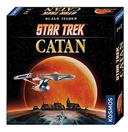 Kosmos 694814 Star Trek Catan