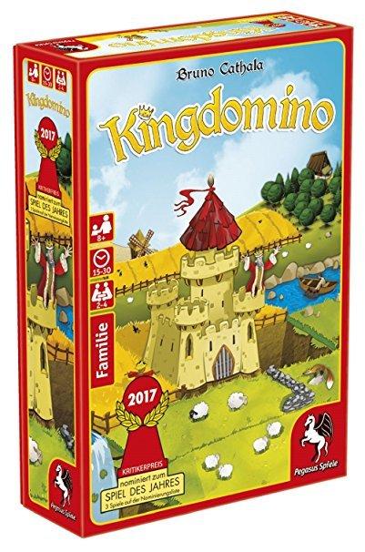 Pegasus Spiele 57103G Kingdomino