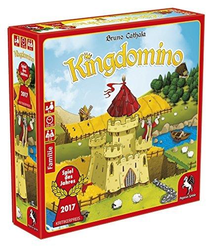 Pegasus Spiele 57104G Kingdomino