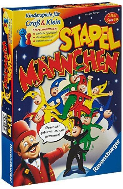 Ravensburger 21962 Stapelmännchen