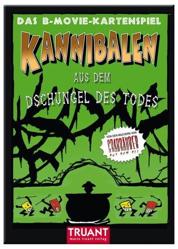Truant Verlag 5402 Kannibalen aus dem Dschungel