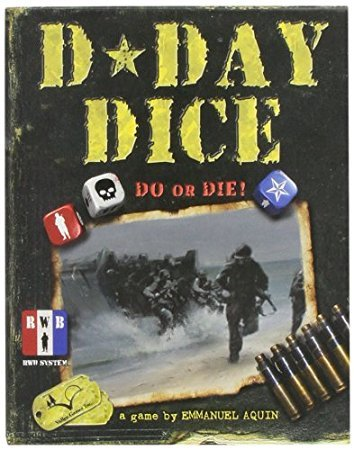 Valley Games D-Day Dice /  Do or Die  / Atlantikwall