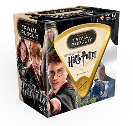 Winning Moves Trivial Pursuit: Das Harry Potter Quiz