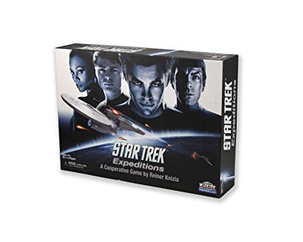 Wizkids Games Neca 70192 Star Trek Expeditions