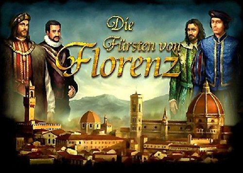 Ystari Games proludo Die Fürsten von Florenz