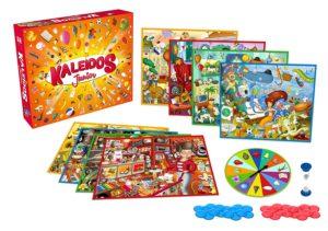 Kaleidos Junior Gesellschaftsspiele