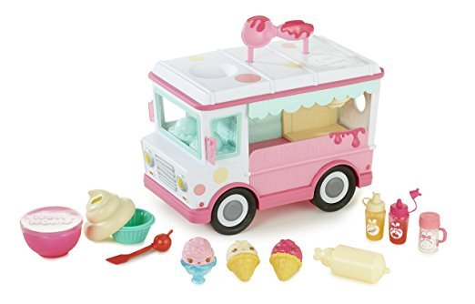 MGA Entertainment Num Noms Lipgloss Truck