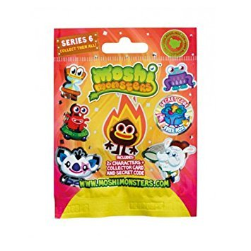 Moshi Monsters 2er Moshling Foil Pack