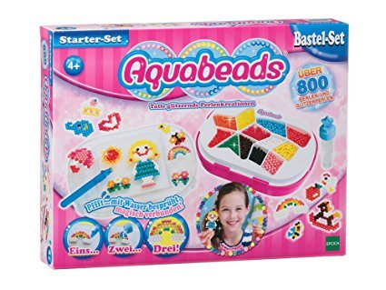 Pearl Games Aquabeads 79308 Starter Set
