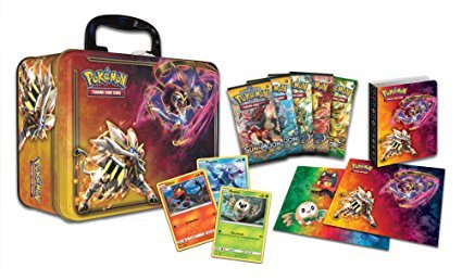 Pokémon Spring 2017 Collector's Chest Treasure Tin