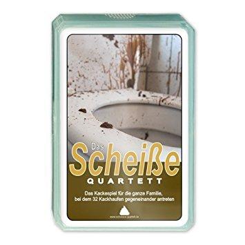 Quartett.net QUAI001 Scheiße Quartett