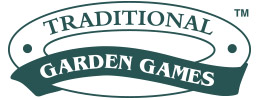 Traditional Garden Games Gesellschaftsspiele