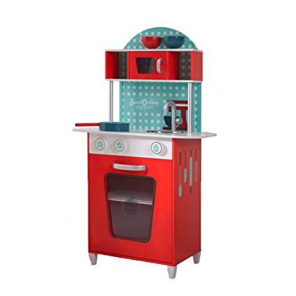 Beluga Spielwaren 68001 - Sweet und Easy Holzküche
