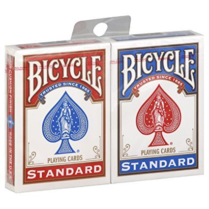 Bicycle Decks of Bicycle Playing Cards