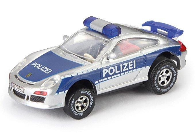 Darda Porsche GT3 Polizei blau