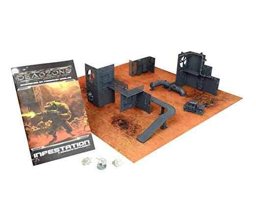 Deadzone Mantic Games mgdzm33 deadzone