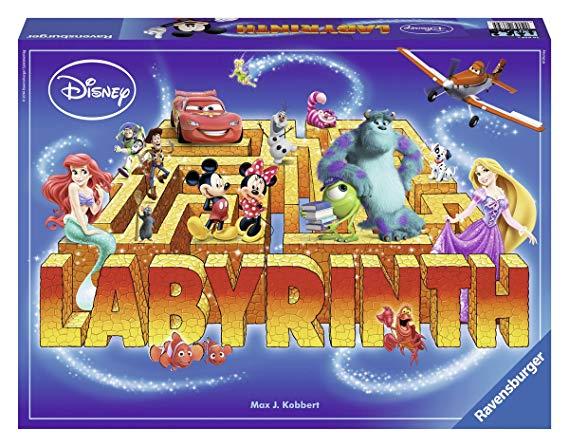 Disney Disney Pixar Labyrinth