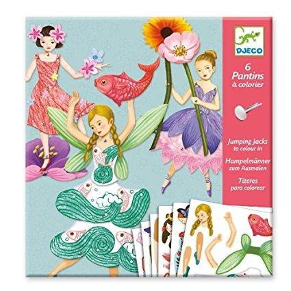 Djeco Kreativ Set Fairies