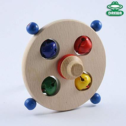 Drewa Holz  Glockenscheibenrad