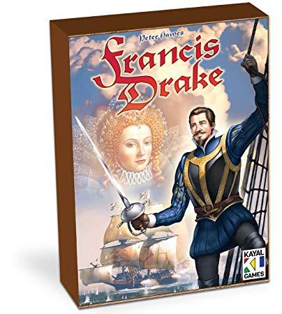 Eagle Games 646734 Francis Drake