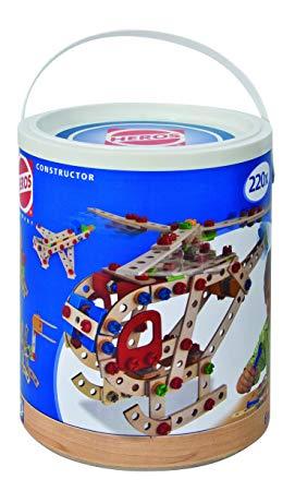 Eichhorn 100039040 Constructor Hubschrauber