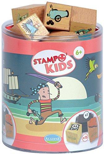 HCM Kinzel Aladine 3003327 Stampo Kids Piraten