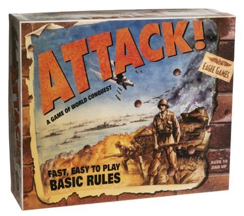 Eagle Games 1004 - Attack!