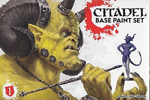 Games Workshop Citadel Base Farb-Set