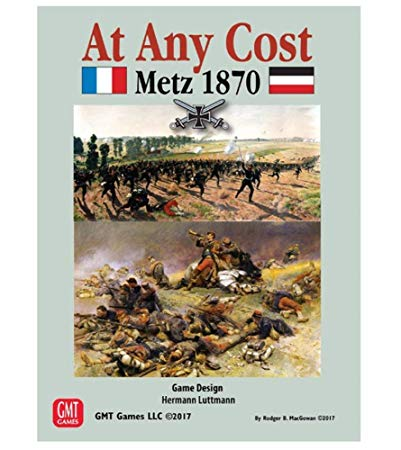 GMT Games At Any Cost - English