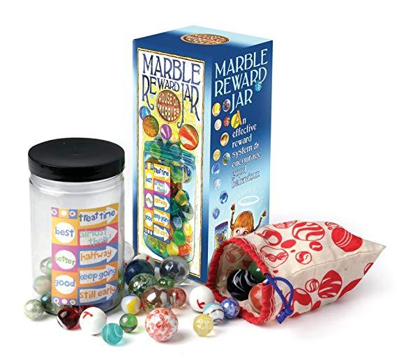 House Of Marbles Belohnungsglas für Murmeln
