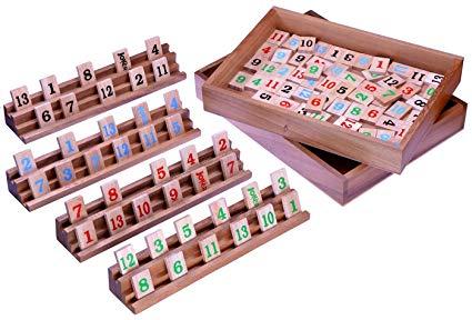 Logoplay Holzspiele Rummy