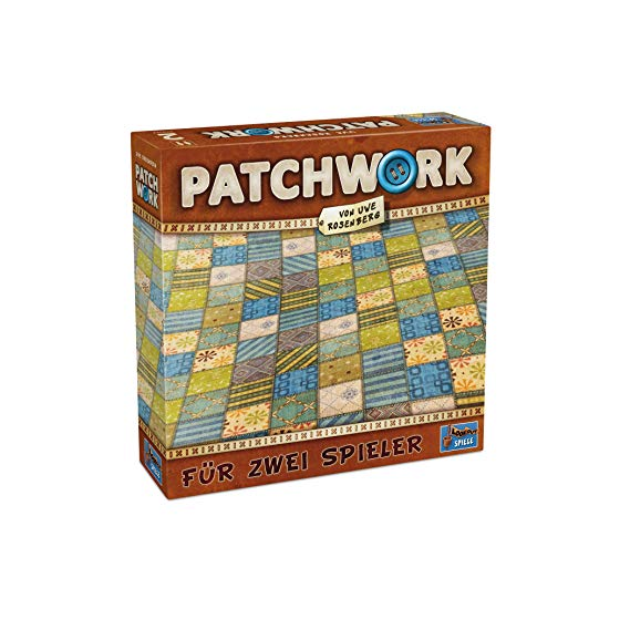 Lookout Games 22160075 - Patchwork