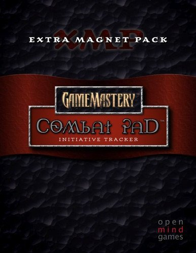 Paizo Publishing PAIM1001 - Pathfinder: GM Combat Pad Magnets