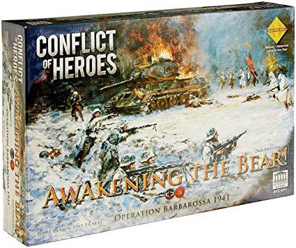 Phalanx Games Deutschland 15562 - Conflict of Heroes