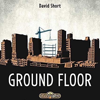 Spielworxx Ground Floor 2nd Edition (2018) Board Game