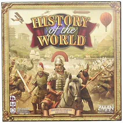Z-Man Games ZMG005 Geschichte der Welt