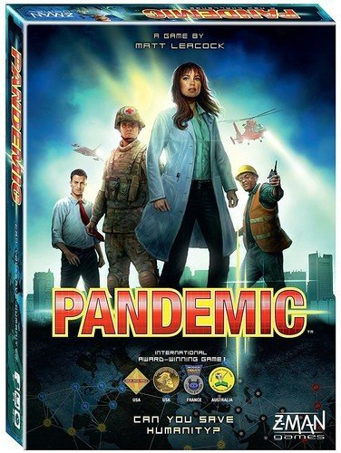Z-Man Games ZMG71100 - Pandemic 2013