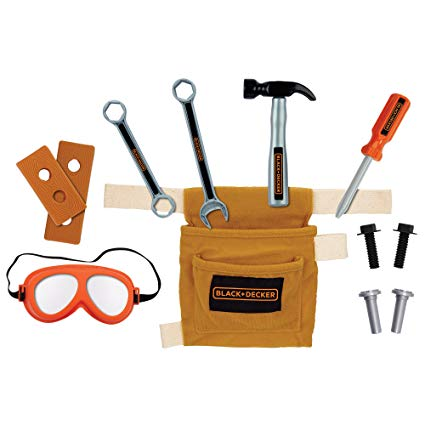 Black+Decker 99638 Gürtel Set Tools