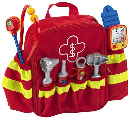 Theo Klein 4314 Rescue Backpack