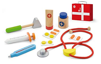 TopRace Kids Doctor Set