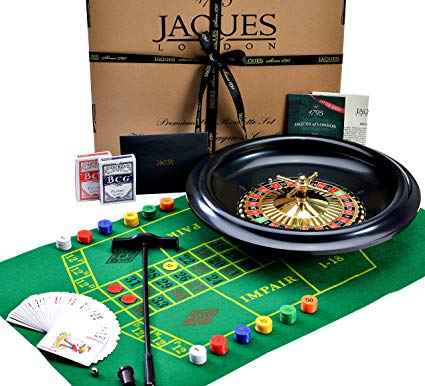 Jaques of London Large Roulette Wheel